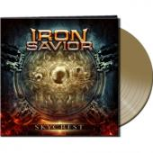 Iron Savior - Skycrest (Gold Vinyl) (LP)