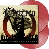 Evergrey - Hymns For The Broken (Clear Red Vinyl) (2LP)