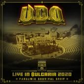 U.D.O. - Live In Bulgaria 2020 (2Cd+Blry) (3CD)