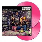 Thundermother - Heat Wave (Pink Vinyl / Incl. Bonus Lp W/ 10 Prev. Unreleased Tr.) (2LP)