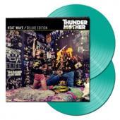 Thundermother - Heat Wave (Mint Vinyl / Incl. Bonus Lp W/ 10 Prev. Unreleased Tr.) (2LP)