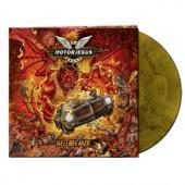 Motorjesus - Hellbreaker (Orange/Black Marbled Vinyl) (LP)