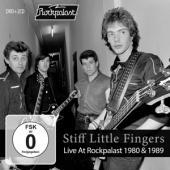 Stiff Little Fingers - Live At Rockpalast 1980 & 1989 (.. Rockpalast 1980 & 1989 / 2Cd+Dvd) (3CD)