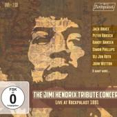 Hendrix, Jimi - Live At Rockpalast 1991 (2CD+DVD)