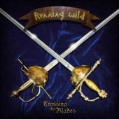 Running Wild - Crossing The Blades (Blue Vinyl) (LP)