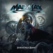 Mad Max - Stormchild Rising (Blue Vinyl) (LP)