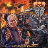 Evildead - United States Of Anarchy (Orange With Black Swirls) (LP)