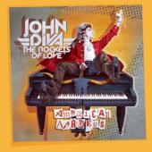 Diva, John & The Rockets Of Love - American Amadeus (2LP)