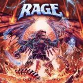 Rage - Resurrection Day (Orange Vinyl) (2LP)