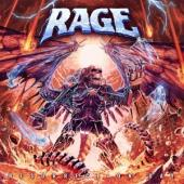 Rage - Resurrection Day (Incl. Poster)