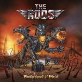 Rods - Brotherhood Of Metal (Red Vinyl) (LP)