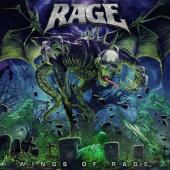Rage - Wings Of Rage (2LP)