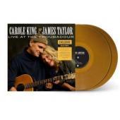 Taylor, James & Carole King - Live At The Troubadour (2LP) (Ltd. Ed. Transparent Gold Vinyl)