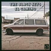 The Black Keys - El Camino (Limited Edition, Individually Numbered Box, 100-Page Photobook, Car Shaped Air Freshener, Lithograph And Poster) (5LP)