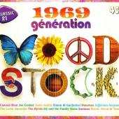 1969 Generation Woodstock - Classic 21 (4CD)