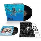 Nirvana - Nevermind (2021 Remaster) (LP+7INCH)