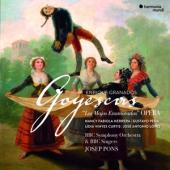 Bbc Symphony Orchestra & Bbc Singer - Granados Goyescas CD