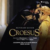 Rene Jacobs Rias Kammerchor Akademi - Keiser Croesus (3CD)