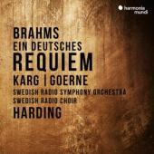 Swedish Radio Symphony Orchestra Da - Brahms Ein Deutsches Requiem