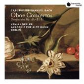 Xenia Loffler Akademie Fur Alte Mus - C.P.E. Bach Oboe Concertos