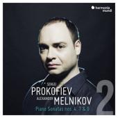 Alexander Melnikov - Prokofiev Piano Sonatas Vol. 2