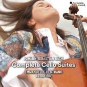 Emmanuelle Bertrand - Bach Complete Cello Suites (2CD)