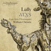 Les Arts Florissants William Christ - Lully  Atys (3CD)