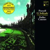 Alfred Deller Deller Consort The De - Purcell O Solitude (LP)