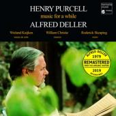 Alfred Deller Wieland Kuijken Willi - Purcell Music For A While (LP)