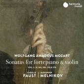 Isabelle Faust Alexander Melnikov - Mozart Sonatas For Fortepiano & Vio