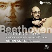 Andreas Staier - Beethoven Ein Neuer Weg. Piano Sona (2CD)