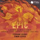 Stephane Degout Simon Lepper Felici - Lieder & Balladen
