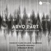 Choir Of Clare College Cambridge Th - Arvo Part Stabat