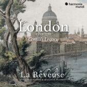 La Reveuse Florence Bolton Benjamin - London Circa 1720 Corellis Legacy