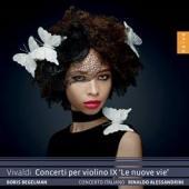 Boris Begelman Rinaldo Alessandrini - Concerti Per Violino Ix Le Nuove Vi
