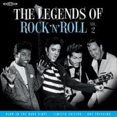 V/A - Legends Of Rock 'N' Roll 2 (Glow In The Dark Coloured Vinyl) (LP)