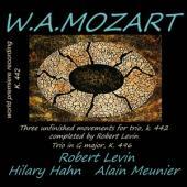 Robert Levin Alain Meunier Hilary H - Mozart Trio K. 496 & Trio K. 442 (C CD