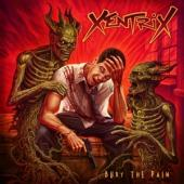 Xentrix - Bury The Pain (Transparent Red Vinyl) (LP)