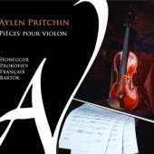 Aylen Pritchin - Aylen Pritchin - Pieces Pour Violon