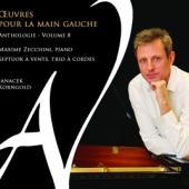 Maxime Zecchini Septuor A Vents Ell - Oeuvres Pour La Main Gauche - Antho
