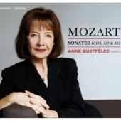 Anne Queffelec - Mozart Sonates Pour Piano K 331 332