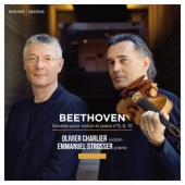 Olivier Charlier Emmanuel Strosser - Beethoven Sonates Pour Violon Et Pi
