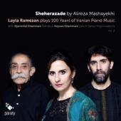 Layla Ramezan Djamchid Chemirani Ke - Sheherazade CD