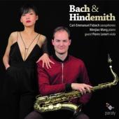 Carl-Emmanuel Fisbach Wenjiao Wang - Bach & Hindemith