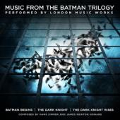 The City Of Prague Philarmonic Orch - Music From The Batman Trilogy (2LP)