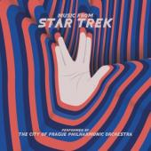 The City Of Prague Philarmonic Orch - Music From Star Trek (2LP)