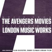 The London Music Works - Music From The Avengers Movies (LP)