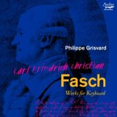Philippe Grisvard - Cfc Fasch Works For Keyboard
