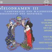 Pachl, Peter P. / Rainer Maria Klaas - Melodramen Iii - Vampyrkatze (4CD)
