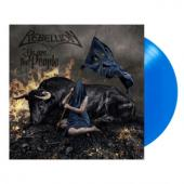 Rebellion - We Are The People (Blue Vinyl) (LP)